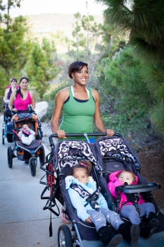 Postpartum Fitness Fit4Mom