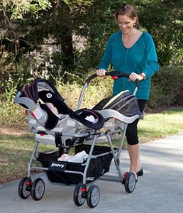 postpartum fitness -- just walk