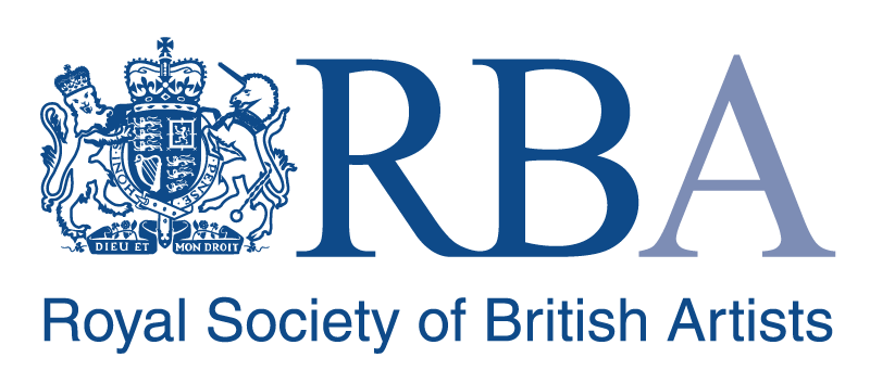 Royal Society of British Artists logo.