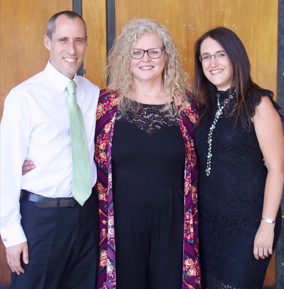 Justyn, Josie & Marlene (Revival Group Pastor)