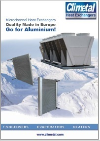 Climetal's brochure