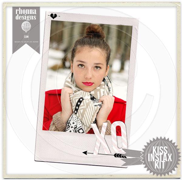 KISS Instax Frames