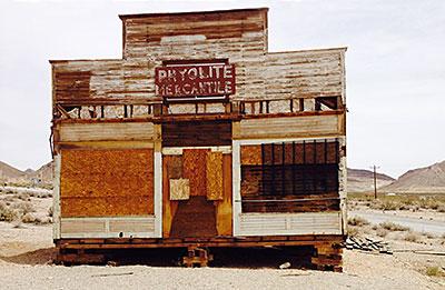 Rhyolite General Store