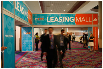 RECON 2012 in Las Vegas - Leasing Mall
