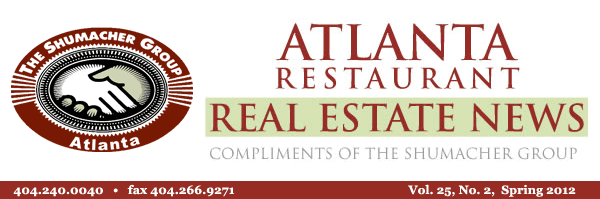 Atlanta Restaurant Real Estate Brokers