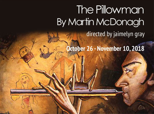 The Pillowman, by Martin McDonagh