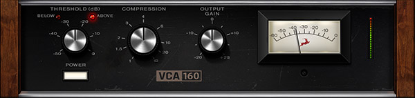 VCA160 Compressor