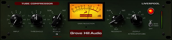 Groove Hill Liverpool Compressor