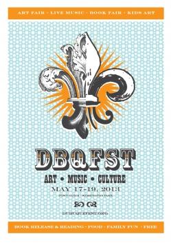 DubuqueFest Poster 2013