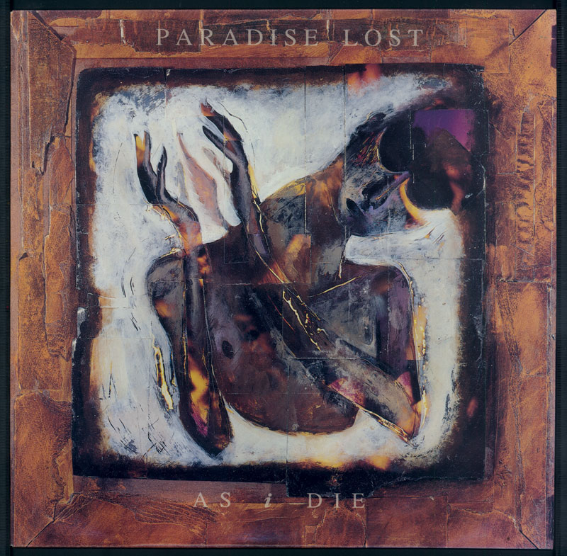 Paradise Lost: As I Die - Art by Dave McKean