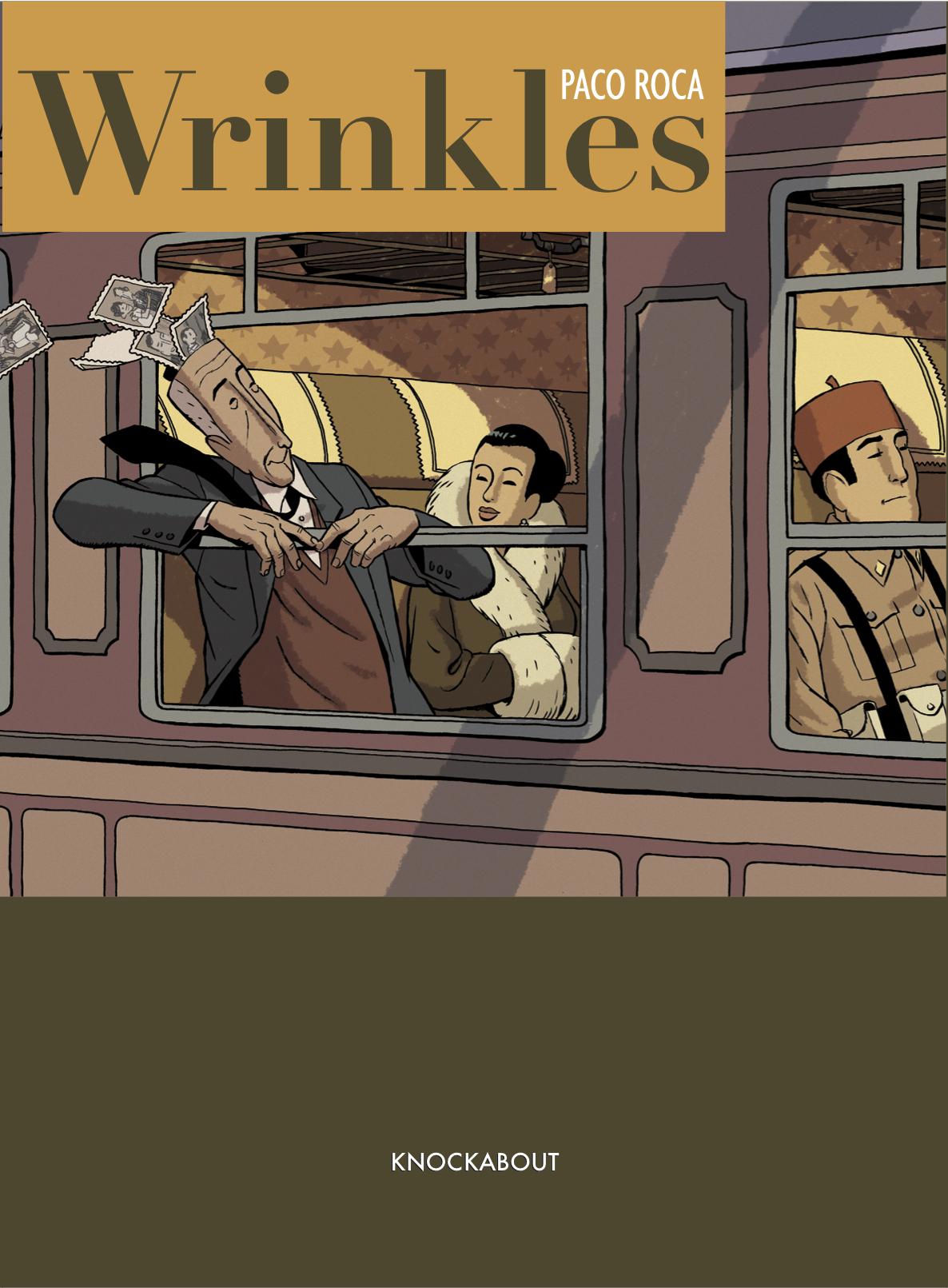 Wrinkles by Paco Roca