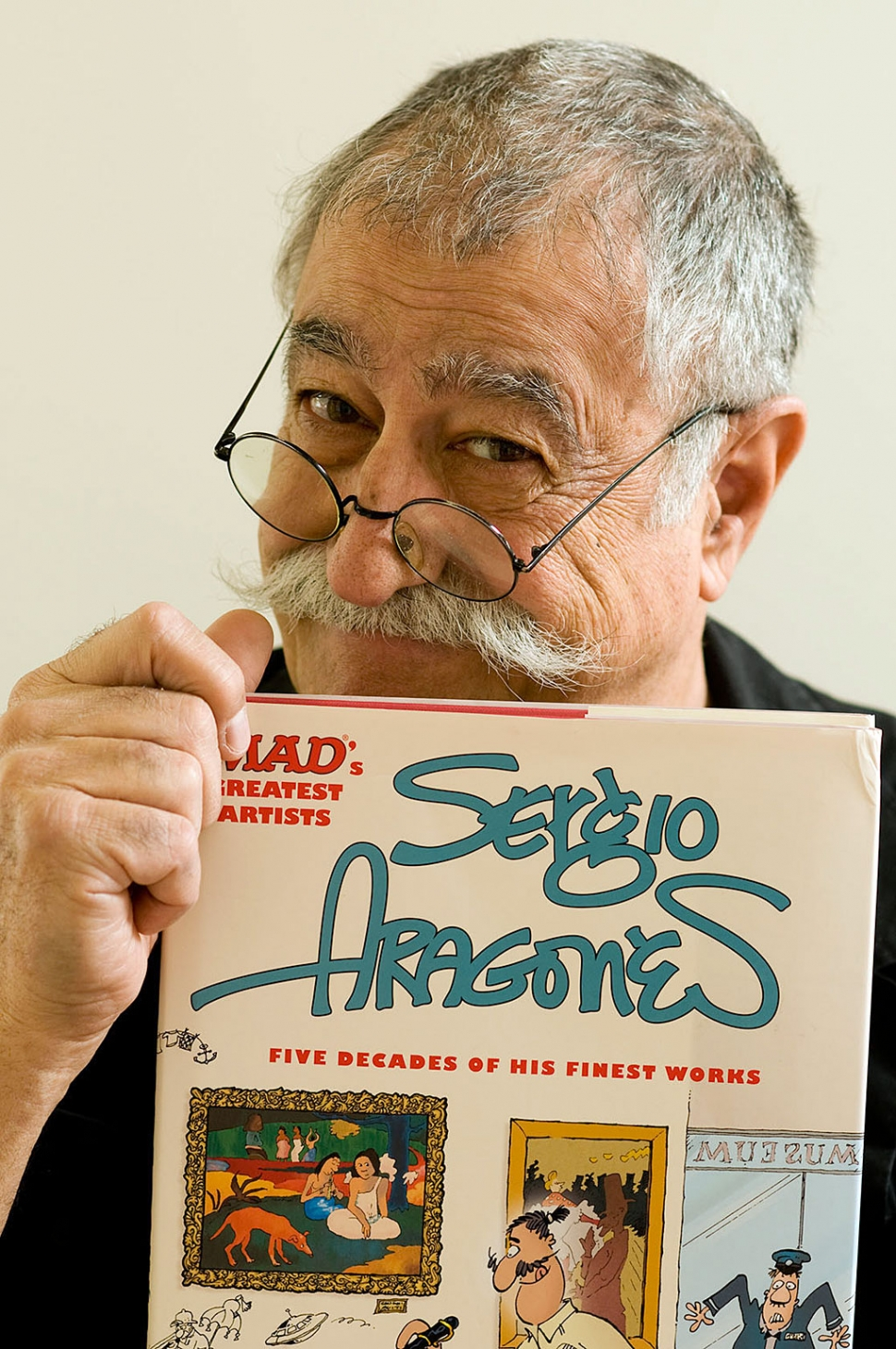 2017 Lakes International Comic Art Festival Date Announced, Sergio Aragonés First Guest