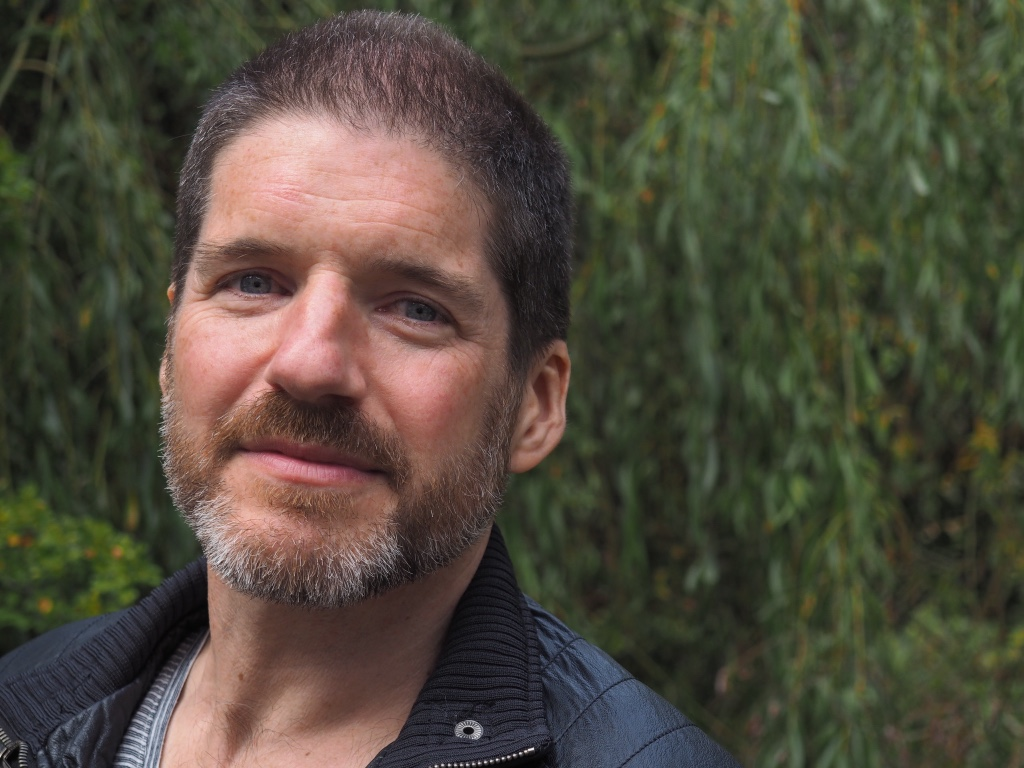 "Charlie Adlard of ""The Walking Dead"" fame appointed UK Comics Laureate"