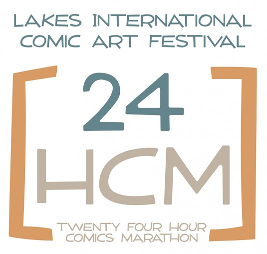 More on the 24 Hour Comic Marathon.