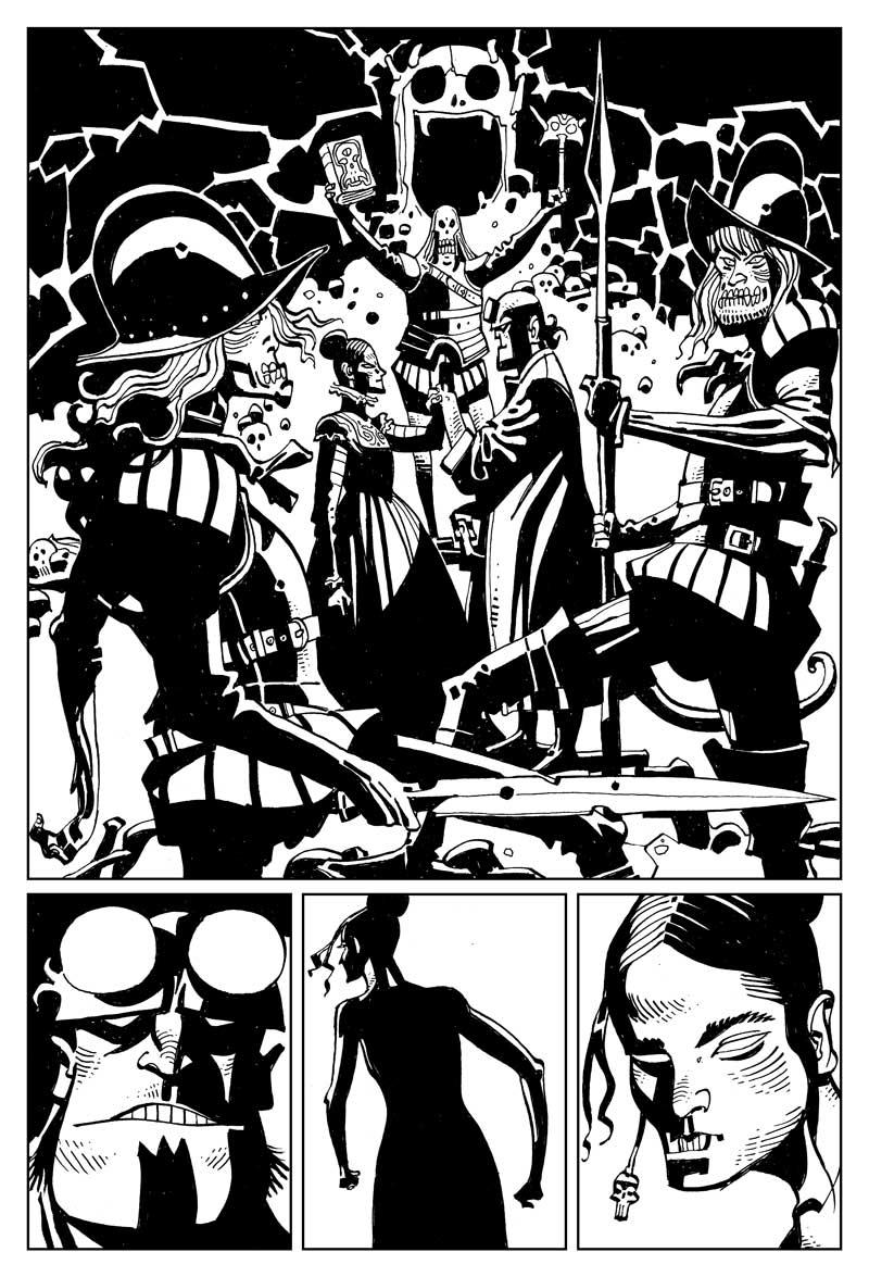 Hellboy by Mick McMahon