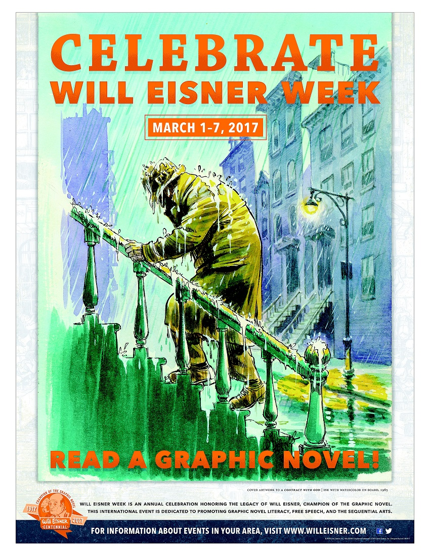 Will Eisner Week 2017