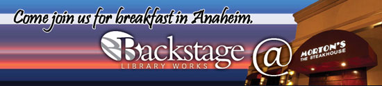 Join Backstage for Breakfast in Anaheim.