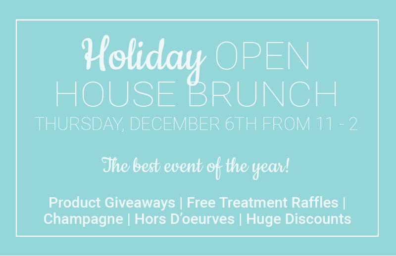 Holiday Open House Brunch