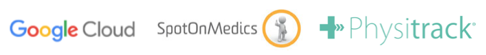 Google Cloud SpotOnMedics Physitrack