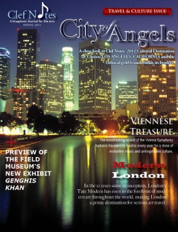 Clef Notes' Winter 2012 Issue