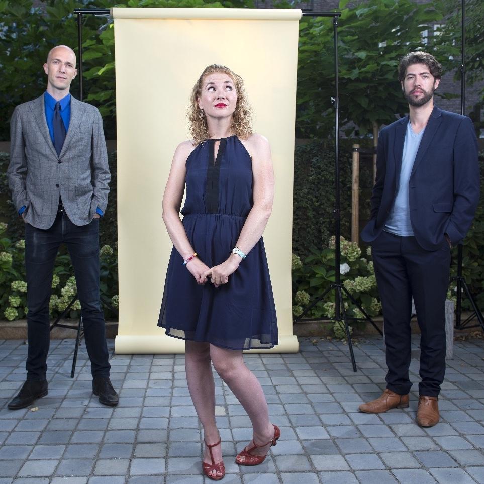 Karin Strobos, Thomas Beijer en Sieger Sloot