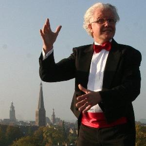 Dirigent Emile Engel