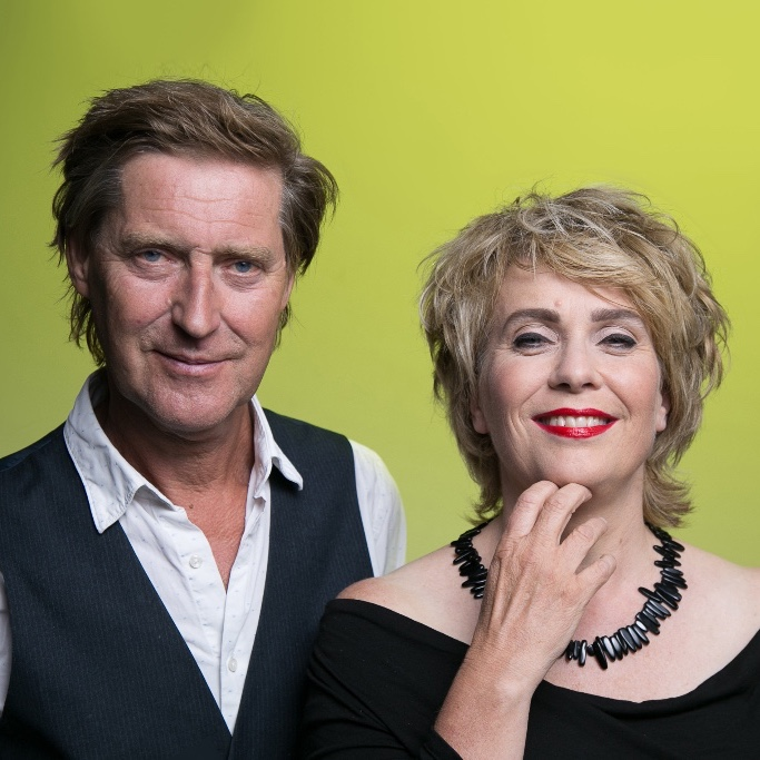 Johannette Zomer en Bart Schneemann