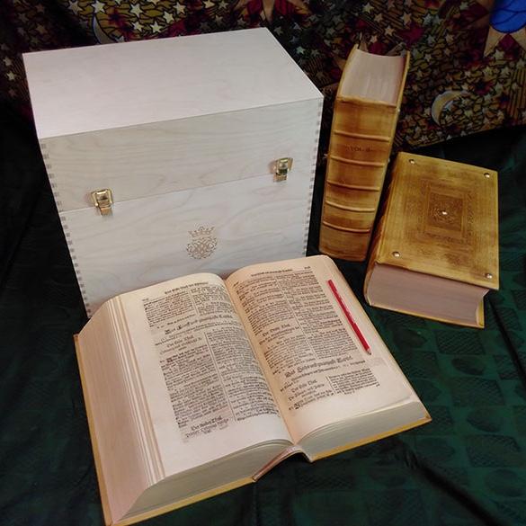 Bijbel van Bach