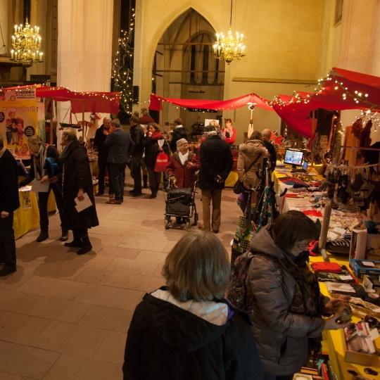 Goede Doelen Kerstmarkt