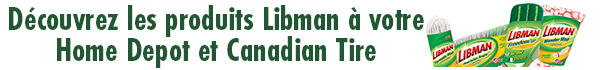 Find a Libman retailer near you