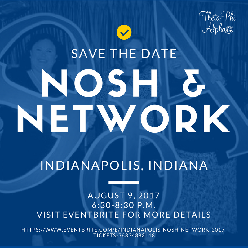Nosh & Network event details