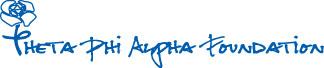 Theta Phi Alpha Foundation Logo