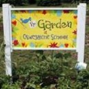 The Garden at Oswegatchie School