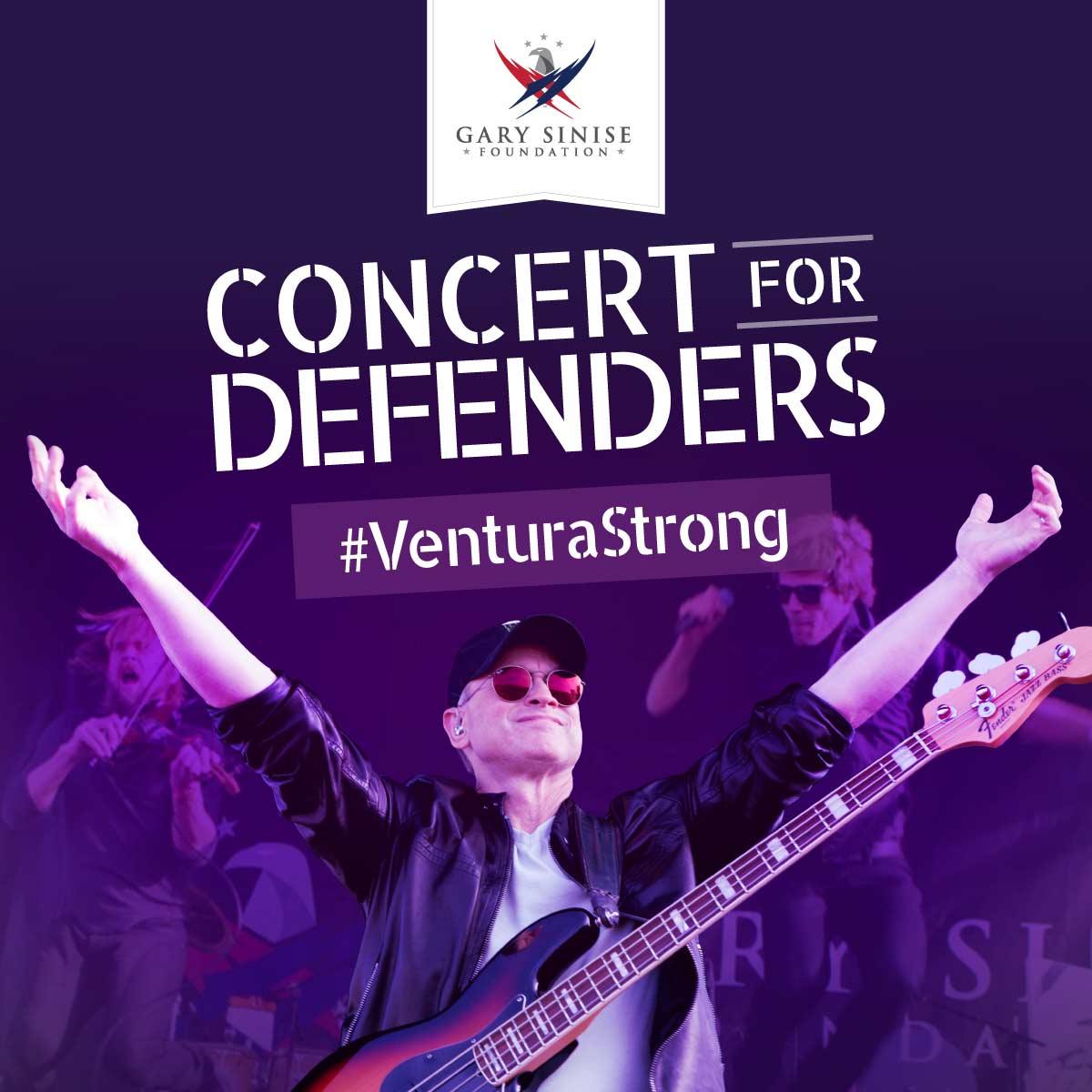 Concert for Defenders