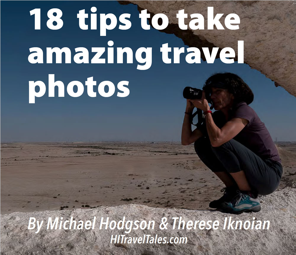 18 tips to take amazing travel photos