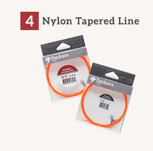 Shop Tenkara USA Nylon Tapered Line - Shop Now