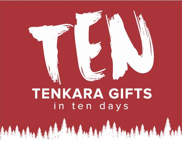 Ten Tenkara Gifts in Ten Days - Start Shopping Tenkara USA Products