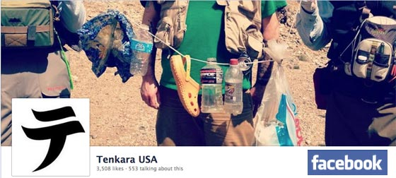 Tenkara on Facebook - Tenkara USA Facebook page