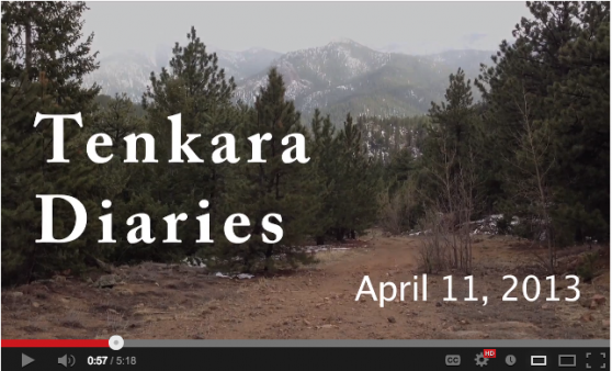 Tenkara Diaries - Tenkara videos by Tenkara USA