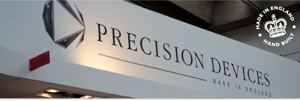 Precision Devices - Frankfurt Prolight + SOund 2013