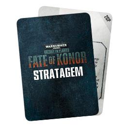 Stratagem Cards