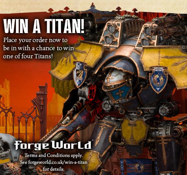 Win a Titan!