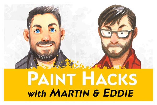 Paint Hacks
