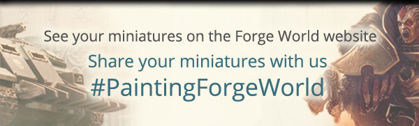 Share your miniatures with us
