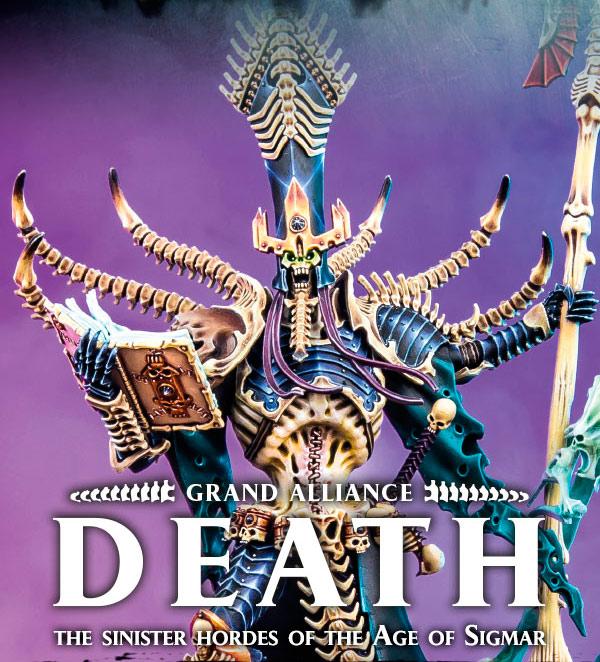 Grand Alliance: Death