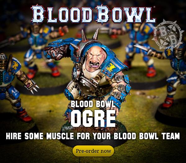 Blood Bowl Ogre, Pre-order now