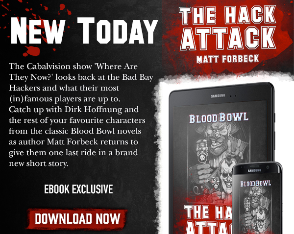 The Hack Attack Blood Bowl eBook