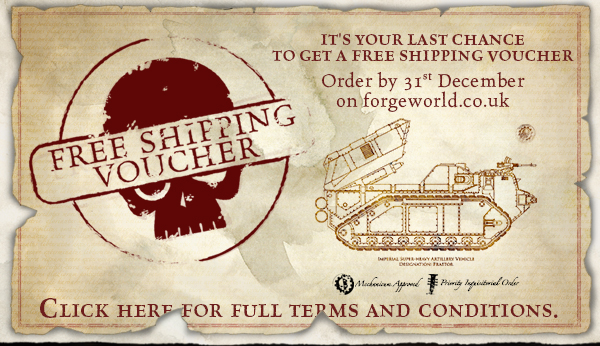 Your last chance to get a Free Shipping Voucher