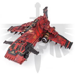 Thunderhawk Gunship