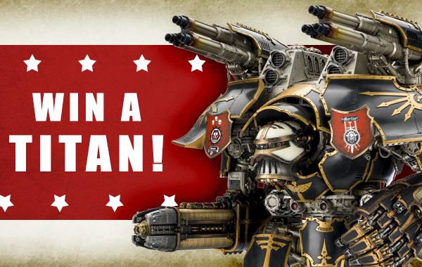 Win a Titan